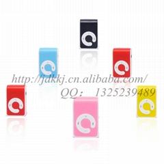 厂家直新C键夹子MP3