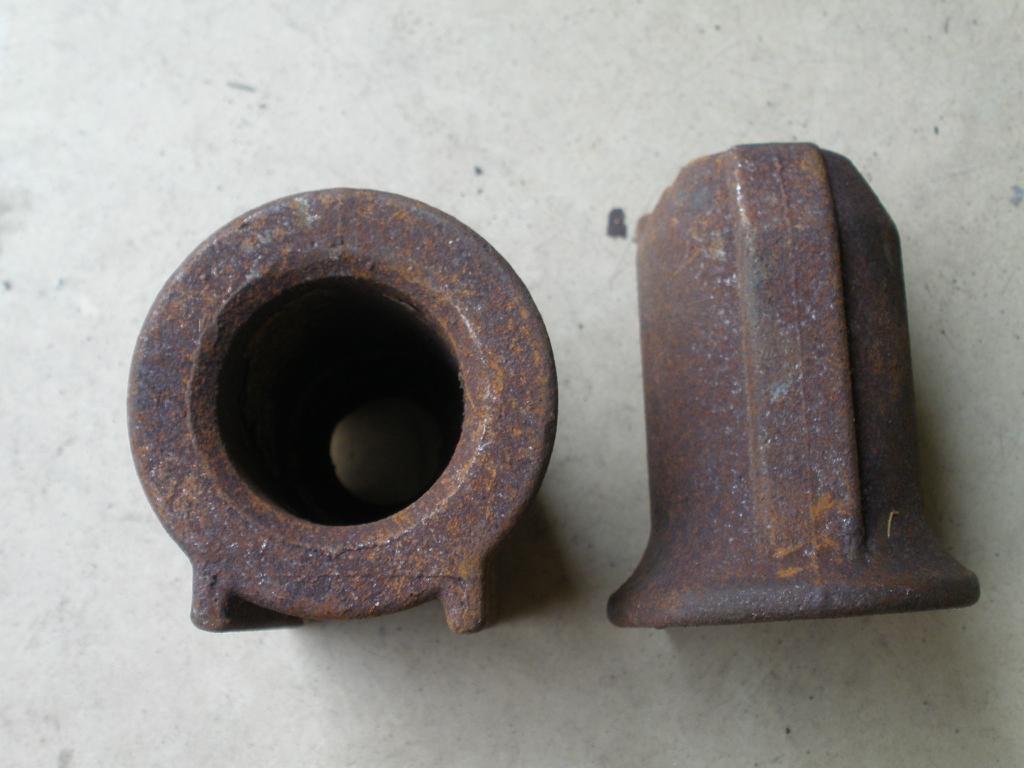 Cast steel 2
