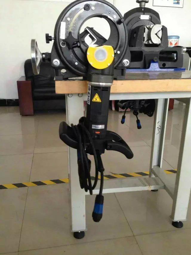GF3便攜式管道切管機 2