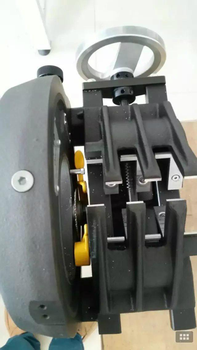 GF3便攜式管道切管機 5