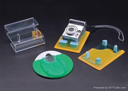 有機玻璃數碼相機展示架 1