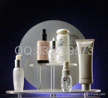 有機玻璃化妝品展示架 3