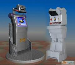 機具式 個人3D立體影院   投幣式立體電影機
