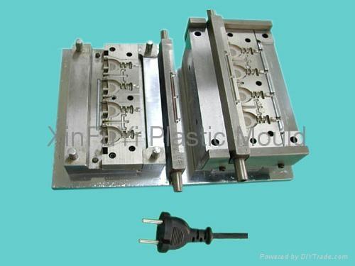 plastic mould,C13 connector