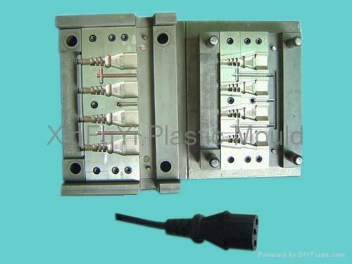 plastic mould,C13 connector 2