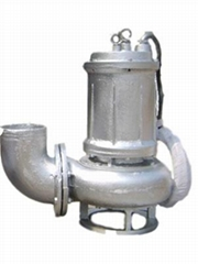 优质不锈钢排污泵