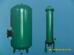 大連青島專用換熱器超導繞絲換熱器