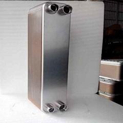 冷凍供暖專用超導繞絲換熱器