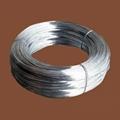 Electric ga  anized wire