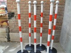 移动反光警示柱隔离墩