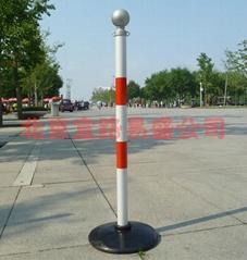 反光隔离警示柱交通设施
