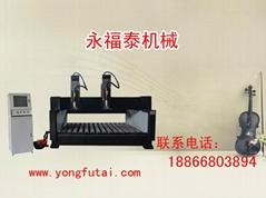 濟南永福泰1830雙頭雕刻機