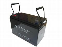 6GFM-100鉛酸蓄電池