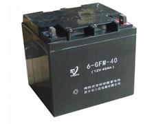 6GFM-40铅酸蓄电池