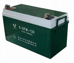 6GFM-130铅酸蓄电池