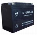 6GFM-50铅酸蓄电池