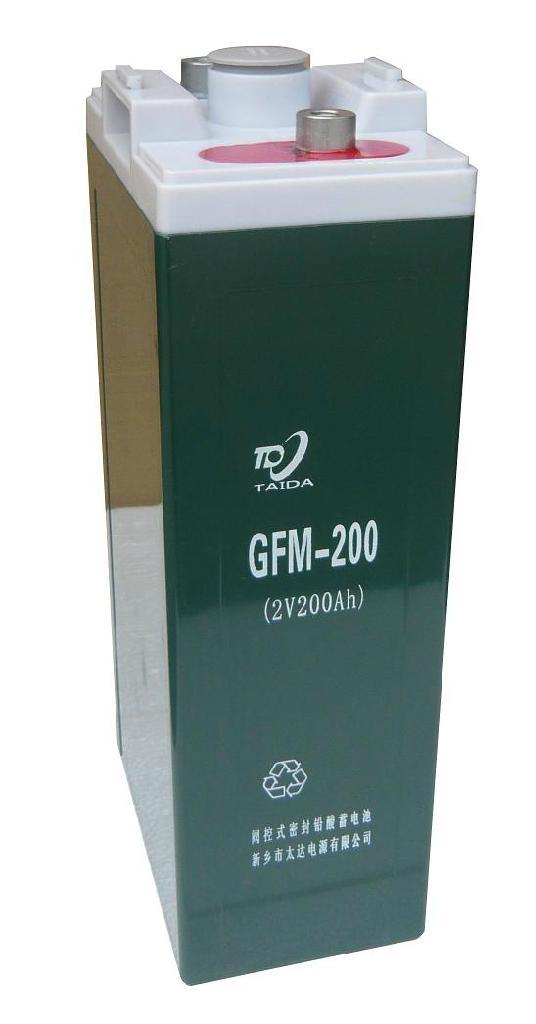 GFM-200铅酸蓄电池 1