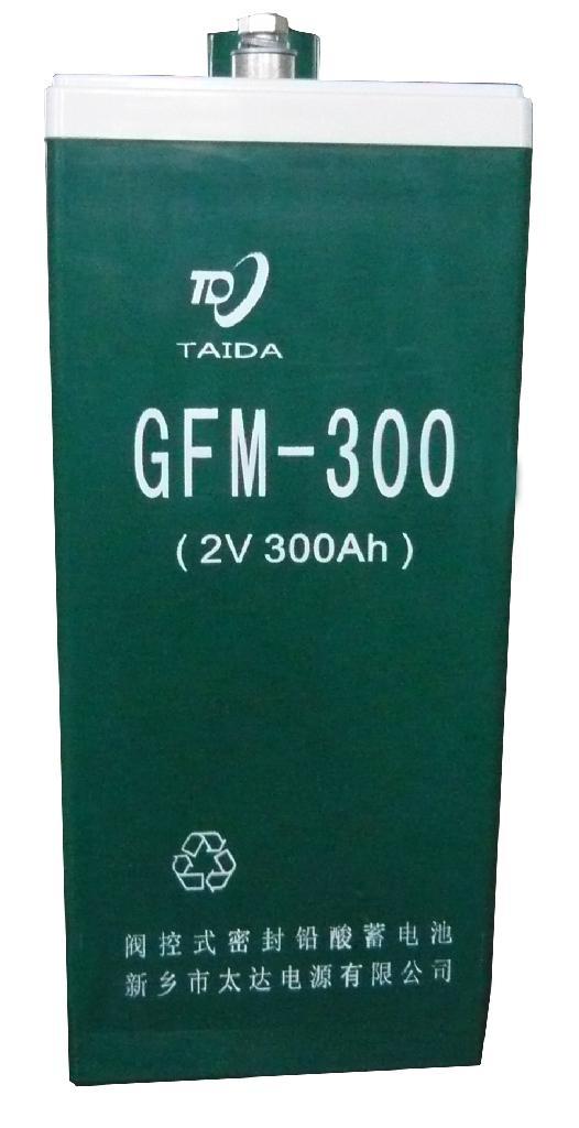 GFM-300铅酸蓄电池 1