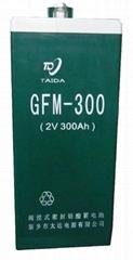 GFM-300铅酸蓄电池