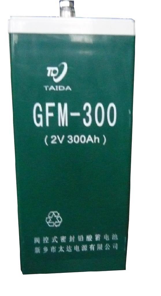 GFM-300铅酸蓄电池 3