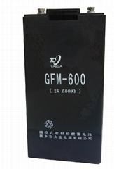 GFM-600鉛酸蓄電池