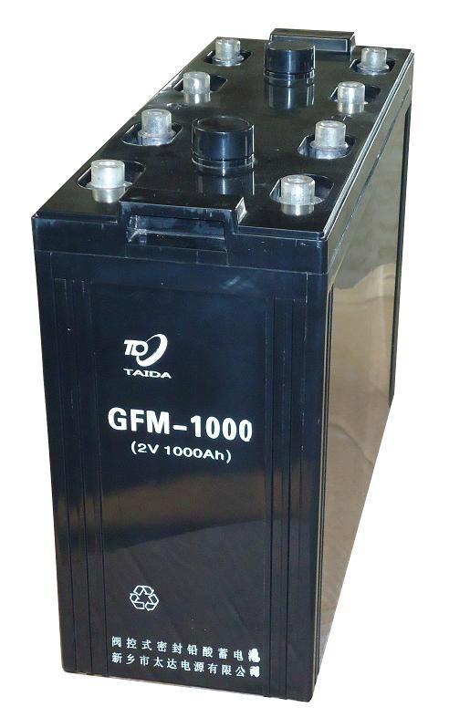 GFM-1000铅酸蓄电池 1