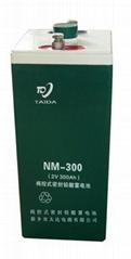 NM-300内燃机车用蓄电池
