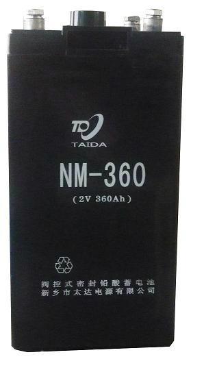 NM-360内燃机车用蓄电池 1