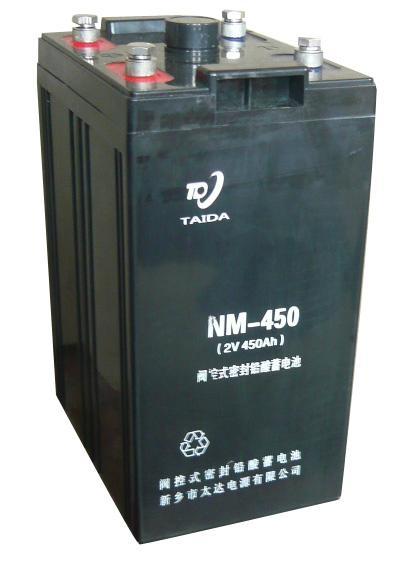 内燃机车用-450蓄电池 2