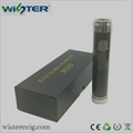 Wholesale Laser Etched  black chiyou mechanical mod with series number