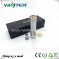 WIsterecig special price stingray x mechanical mod clone