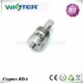100% gunranteed high quality cryptex rda atomizer clone