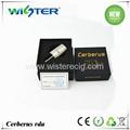 Best choice of 2014 26650 cerberus rda atomizer clone