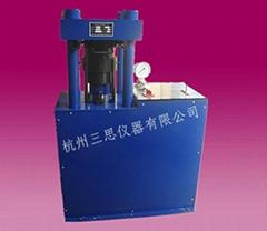YSTM-100型電動液壓成型脫模一體機