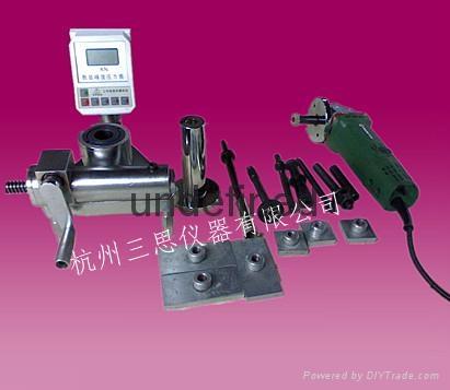 SHJ-40饰面砖粘结及混凝土强度检测仪 1