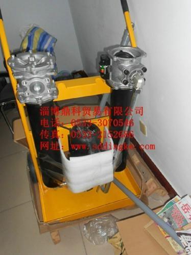 派克移動式濾油小車 1