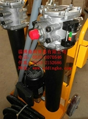 PARKER派克移动式滤油小车10MFP240SA10QBVPI1