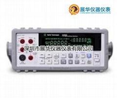 U3401A美國Agilent數字臺式萬用表U3402A