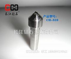 高净度一级1.0克拉天然金刚石修砂笔