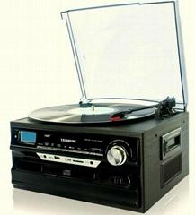 多功能仿古唱盘机