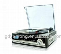 多功能留聲機 黑膠唱機