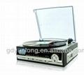 多功能留声机 黑胶唱机    2
