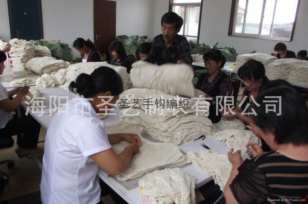 鉤針編織毛衣 3