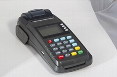 Handheld POS with Magnetic and IC Card Reader
