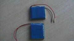 6400mah锂聚合物电池组