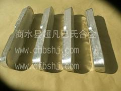 巴氏合金锡基合金4-4型