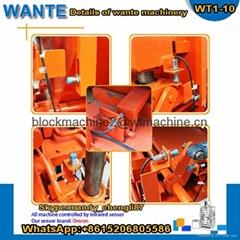 WT1-10A interlocking bri