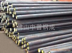 圓鋼42crmo圓鋼棒材調質熱處理開鋸