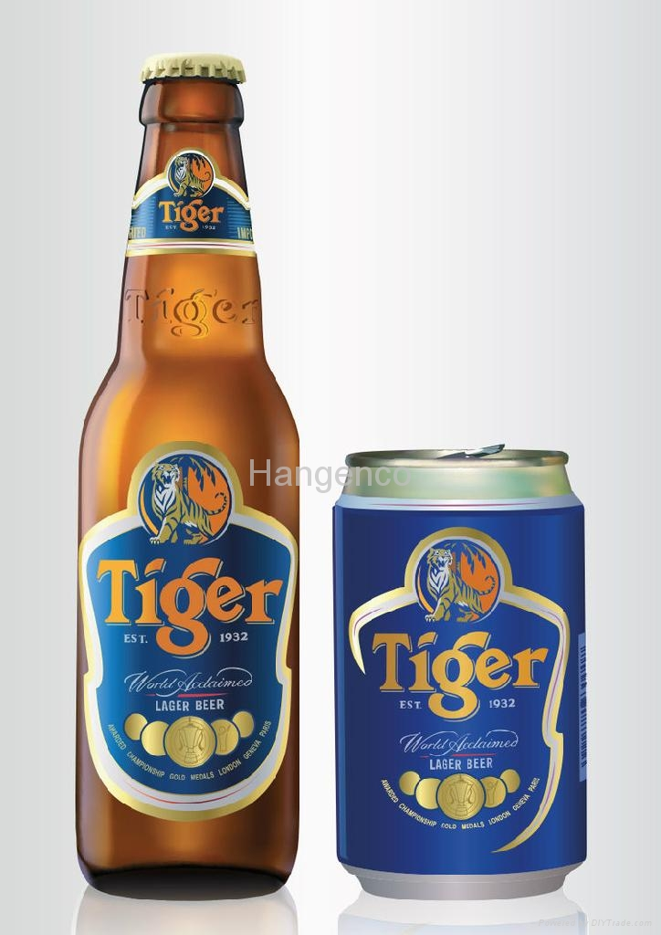 Best-Selling Tiger Beer 330ml