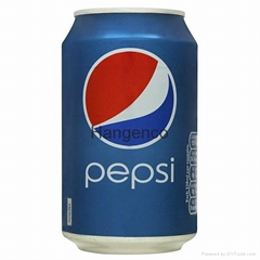 Hot Sale Pepsi Soft Drinks 330ml